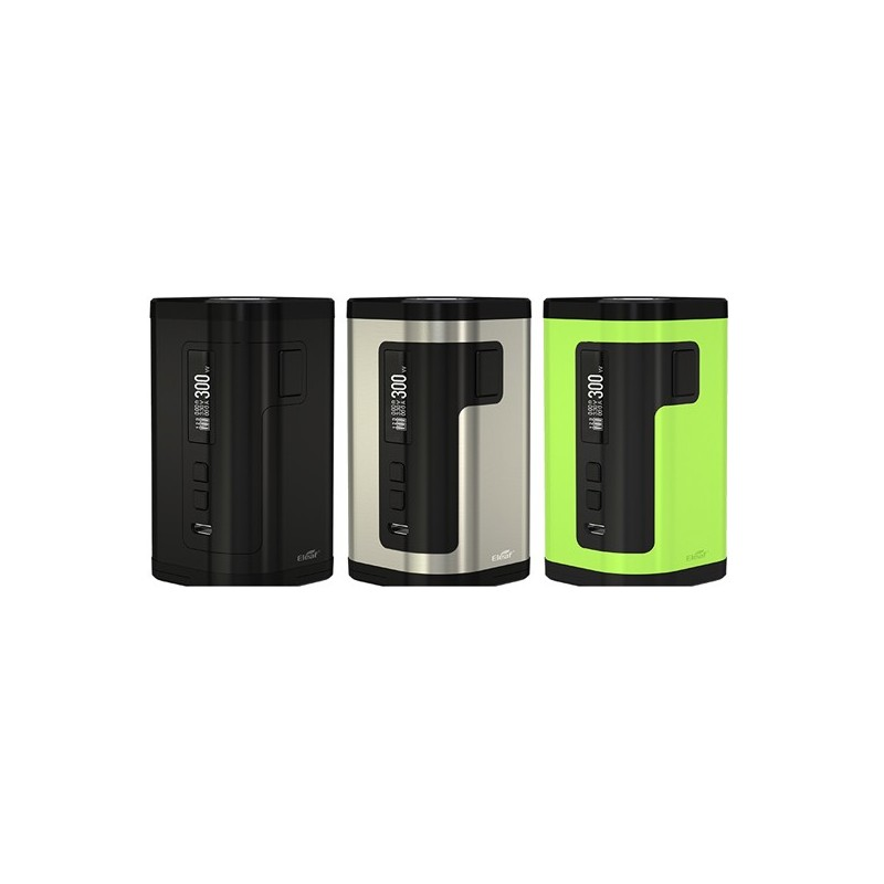 Box iStick 300 Watts TC - Eleaf - Couleurs