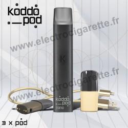 KoddoPod Nano - 3 x Pods Nano - Nouvelle version