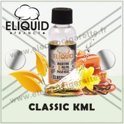 Classic KML - ZHC 50 ml - EliquidFrance