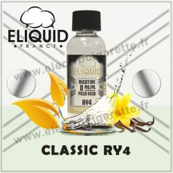 Classic RY4 - ZHC 50 ml - EliquidFrance