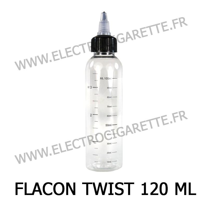 FLACON TWIST GRADUÉ 120 ML
