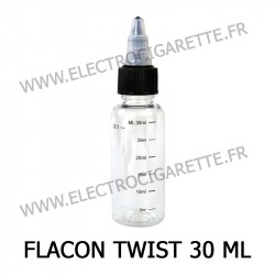 FLACON TWIST GRADUÉ 30 ML