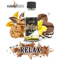 Relax - ZHC 50 ml - EliquidFrance
