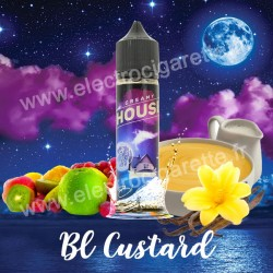 Bl Custard - Creamy House - ZHC - 60 ml