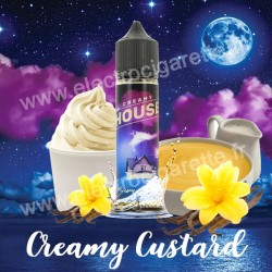 Creamy Custard - Creamy House - ZHC - 60 ml
