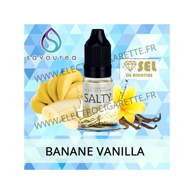 Banane Vanilla - Salty - Savourea