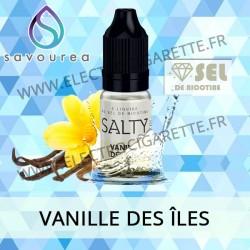 Vanille des Îles - Salty - Savourea