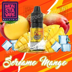 Screamo Melon - Monsta Vape - 10 ml