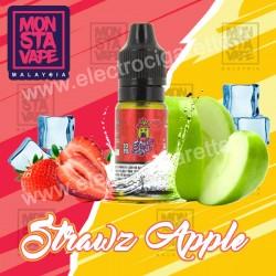 Strawz Apple - Monsta Vape - 10 ml