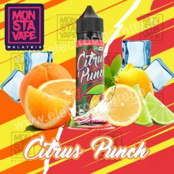 Citrus Punch - Monsta Vape - ZHC 50 ml