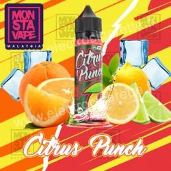 Citrus Punch - Monsta Vape - ZHC 50 ml
