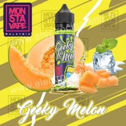Geeky Melon - Monsta Vape - ZHC 50 ml