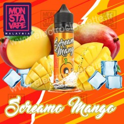 Screamo Melon - Monsta Vape - ZHC 50 ml