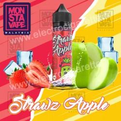Strawz Apple - Monsta Vape - ZHC 50 ml