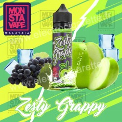 Zesty Grappy - Monsta Vape - ZHC 50 ml