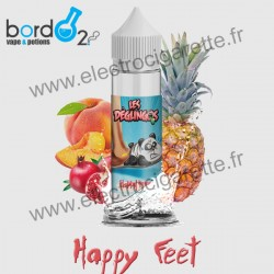 Happy Feet - Les Déglingos - Bordo2 - ZHC 50 ml
