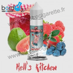 Hell's Kitchen - Les Déglingos - Bordo2 - ZHC 50 ml