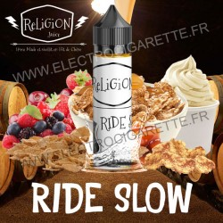 Ride Slow - Religion Juice - ZHC 50 ml