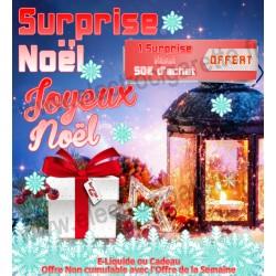 Surprise Noel - Offert - Non cumulable avec l'Offre de la Semaine