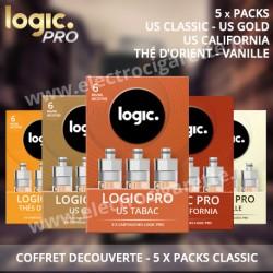 Pack découverte Classic - Logic Pro