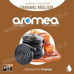 Caramel Réglisse - Aromea