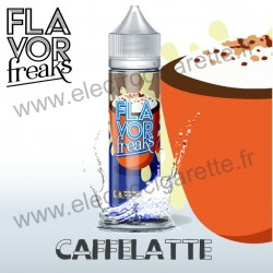 Caffé Latte - ZHC 50 ml - Flavor Freaks