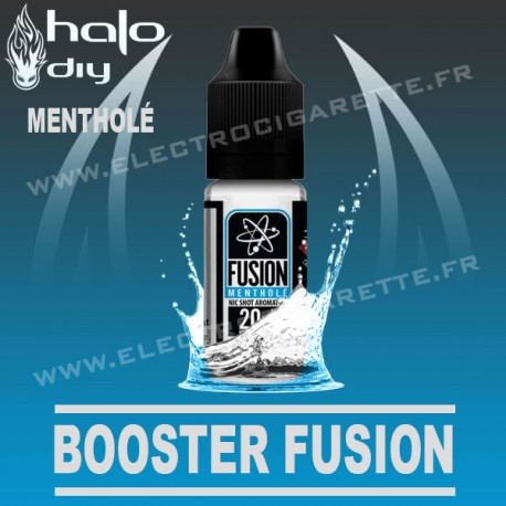 Booster Fusion Menthol - 50% PG / 50% VG - Halo