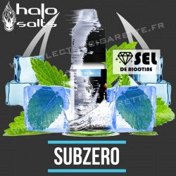 Halo Ultra Salts - Subzero 10 ml