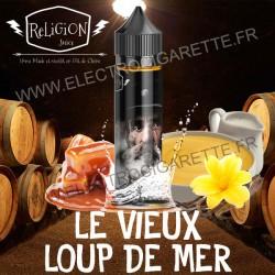 Le Vieux Loup de Mer - Religion Juice - ZHC 50 ml