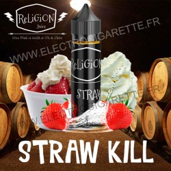Straw Kill - Religion Juice - ZHC 50 ml
