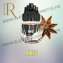 Pack de 5 flacons Anis - Primo de REVOLUTE