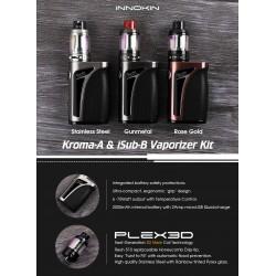 Kit Kroma A 2000 mah 75W avec I Sub-B 3 ml Innokin