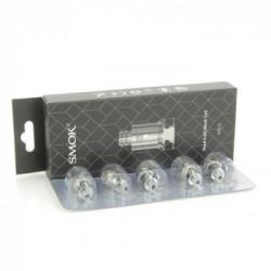 5 x résistances Nord Mesh 0.6 Ohms - Smok - Pack