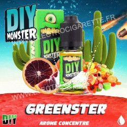 Greenster - DiY Monster - Arôme concentré