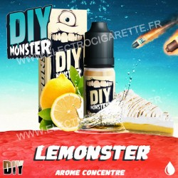 Lemonster - DiY Monster - Arôme concentré