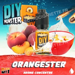 Orangester - DiY Monster - Arôme concentré