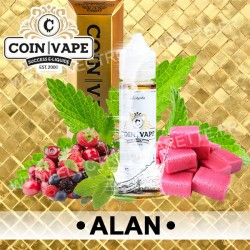 Alan - Coin Vape - ZHC 50 ml - Savourea