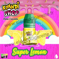 Super Lemon - Kyandi Shop - DiY 30 ml