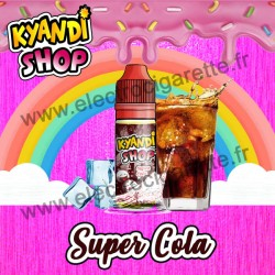 Super Cola - Kyandi Shop - 10 ml