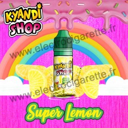 Super Lemon - Kyandi Shop - 10 ml