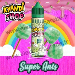 Super Anis - Kyandi Shop - ZHC 50 ml