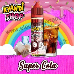 Super Cola - Kyandi Shop - ZHC 50 ml