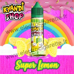 Super Lemon - Kyandi Shop - ZHC 50 ml