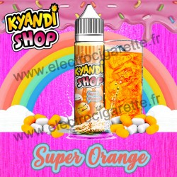 Super Orange - Kyandi Shop - ZHC 50 ml