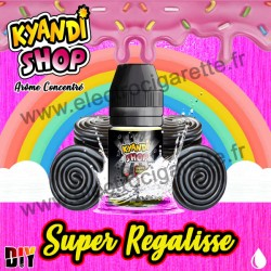 Super Regalisse - Kyandi Shop - DiY 30 ml