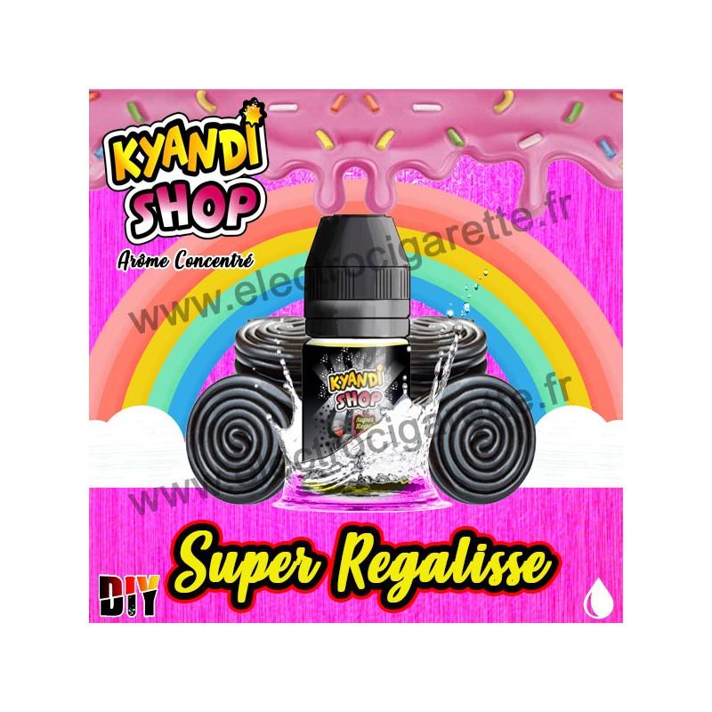 Super Regalisse - Kyandi Shop - DiY 30 ml