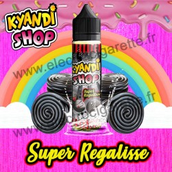 Super Regalisse - Kyandi Shop - ZHC 50 ml