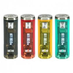 Mod SINUOUS V80 - Wismec - Couleur Noir, Rouge, Jaune, Vert