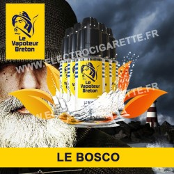 Pack 5 x Le Bosco - L'Authentic - Le Vapoteur Breton - 10 ml