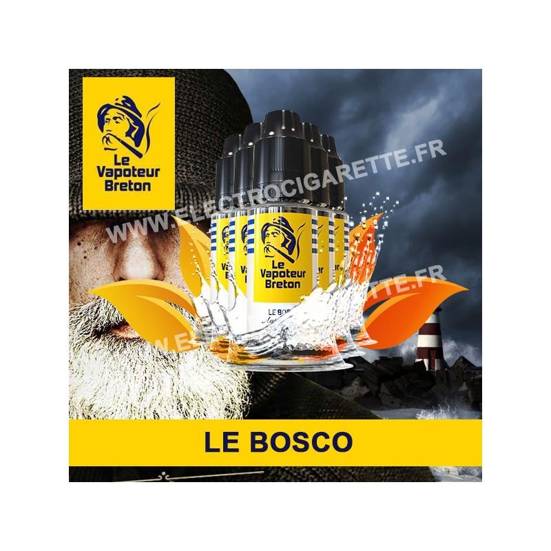 Pack 5 x Le Bosco - L'Authentic - Le Vapoteur Breton - 10 ml
